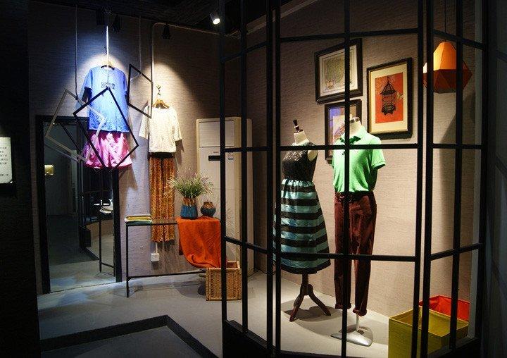 clothing shop simulation 1