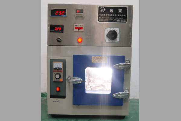 Multifunctional LED Luminaries Ageing Oven