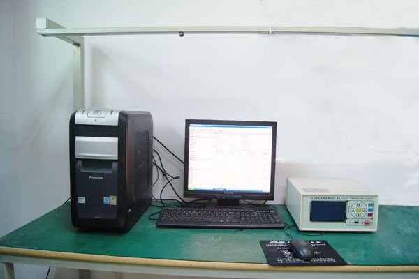 LED AOI测试系统