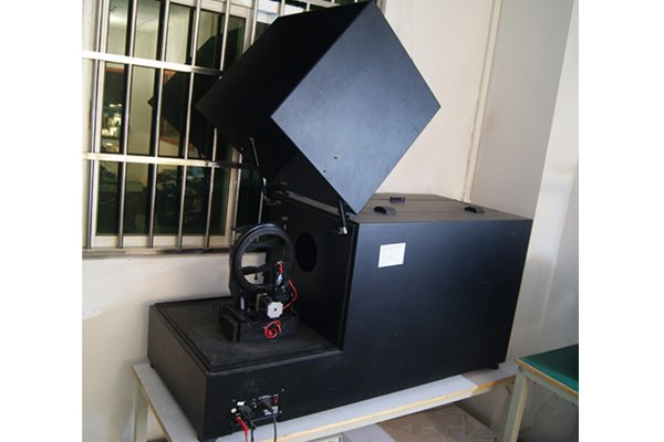 房角,光谱仪