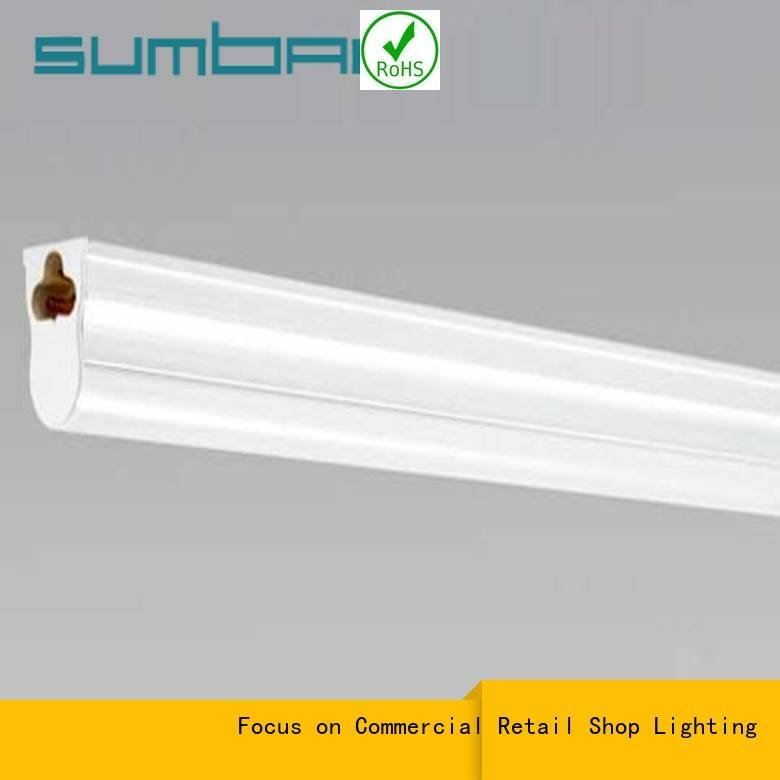 led tube fixture AL+PC Tube Light 5w SUMBAO
