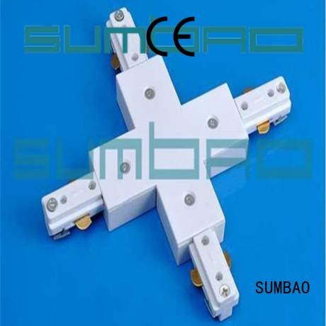 Custom LED light Accessories Gray X connector connector SUMBAO