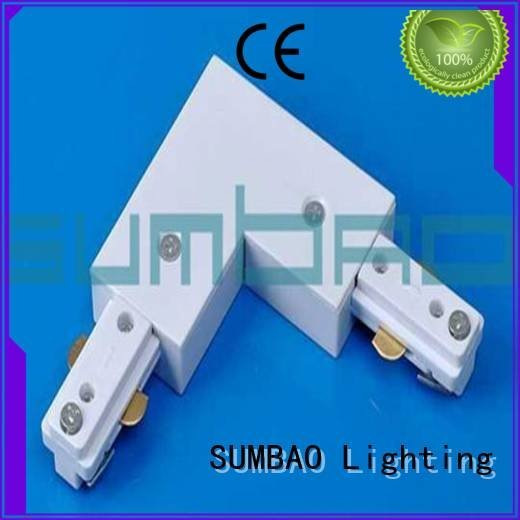 SUMBAO cob connector LED light Accessories circuits X connector