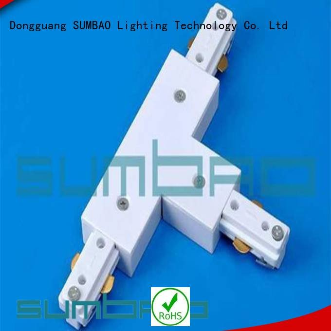 SUMBAO led tube light ROHs showcase L connector appearance