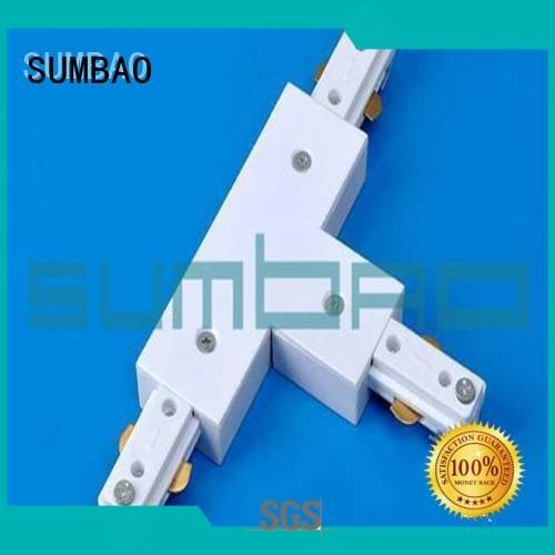 SUMBAO appearance I connector showcase led tube light L connector