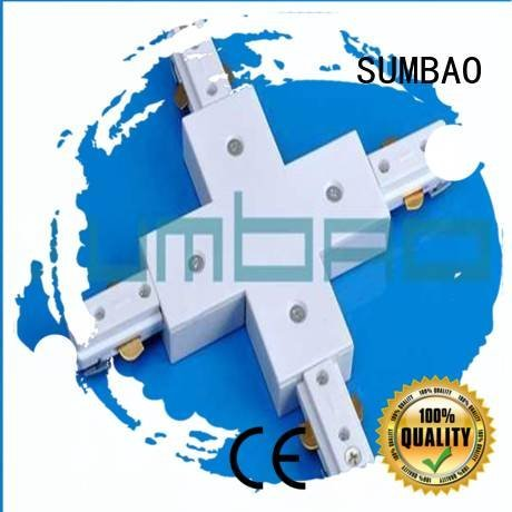 X connector I connector Black 18w SUMBAO led tube light