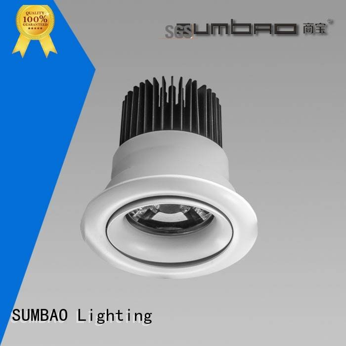 Wholesale retail desk LED Recessed Spotlight SUMBAO Brand