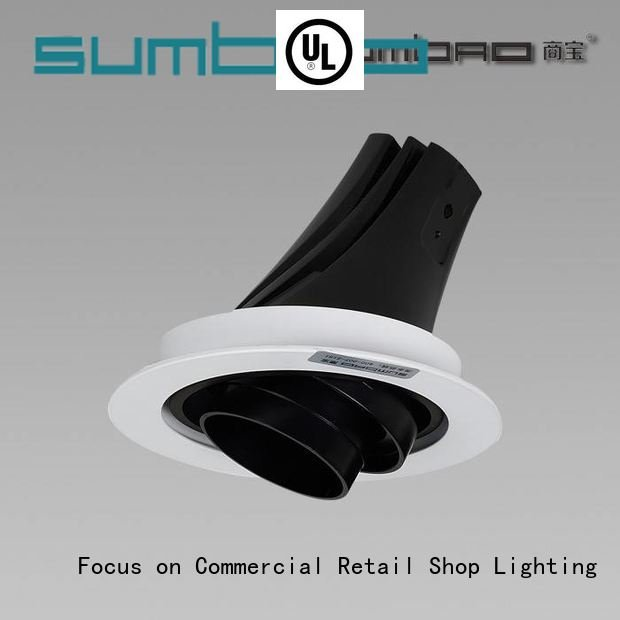4 inch recessed lighting 6w dw084 LED Recessed Spotlight