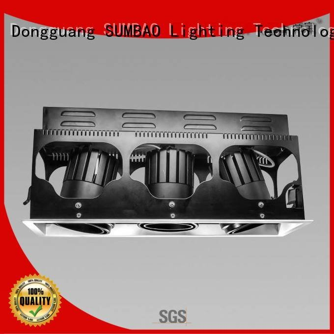 dw0522 LED Recessed Spotlight high professional SUMBAO