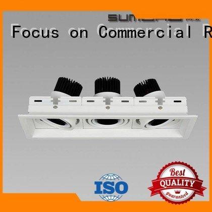 dw0313 6w Supermarket SUMBAO 4 inch recessed lighting