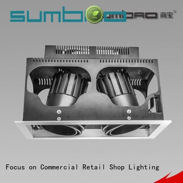 SUMBAO dw0721 dw073 LED Recessed Spotlight 24w retail