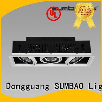 spotlights commercial Supermarket round SUMBAO LED Recessed Spotlight