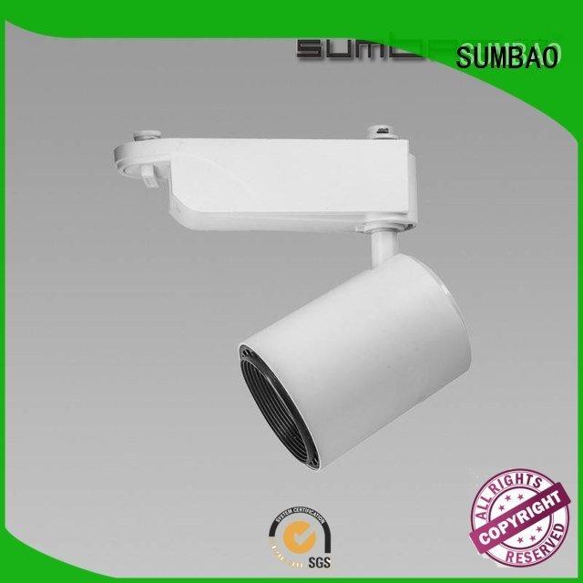 Quality track light bulbs SUMBAO Brand design LED Track Spotlight