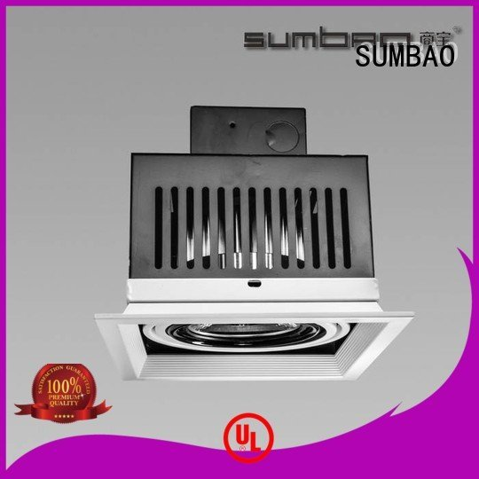 low ideal Shopping center LED Recessed Spotlight SUMBAO