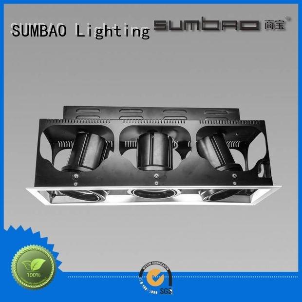 SUMBAO Brand low 4 inch recessed lighting head dw0723