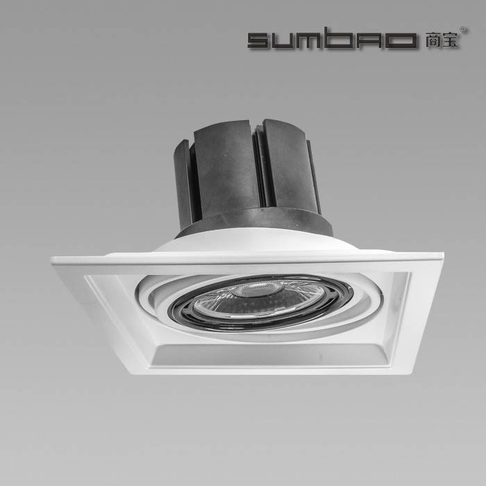 DW015-1 recessed commercial spotlighting high-performance luminaires for superior downlighting, recessed spotlighting, wall wash