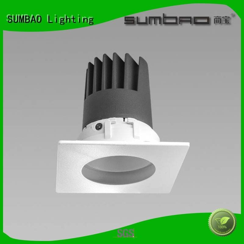 24w grid 4 inch recessed lighting SUMBAO