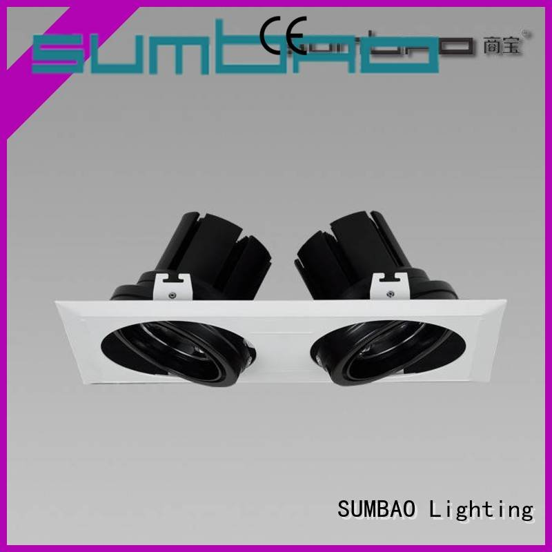 4 inch recessed lighting 4000K LED Recessed Spotlight dw0281