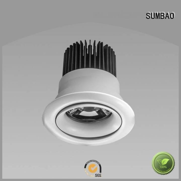 SUMBAO LED Recessed Spotlight 15° dw0721 dw0192 33°