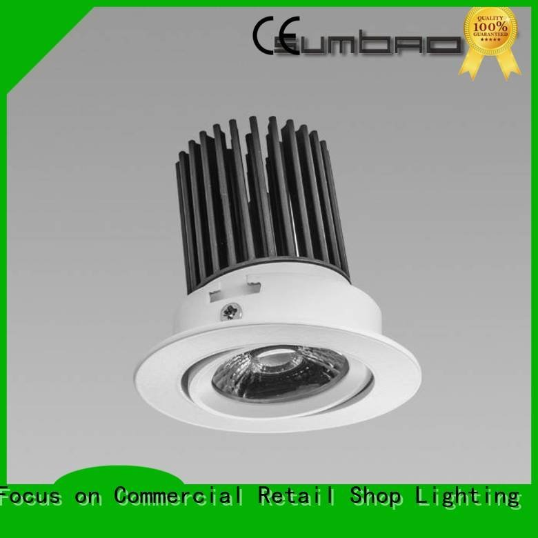 SUMBAO Brand dw066 trim dw0283 LED Recessed Spotlight dw075