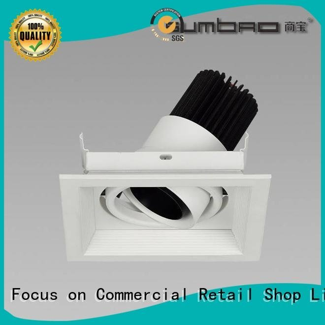 SUMBAO LED Recessed Spotlight high ceiling ideal retail