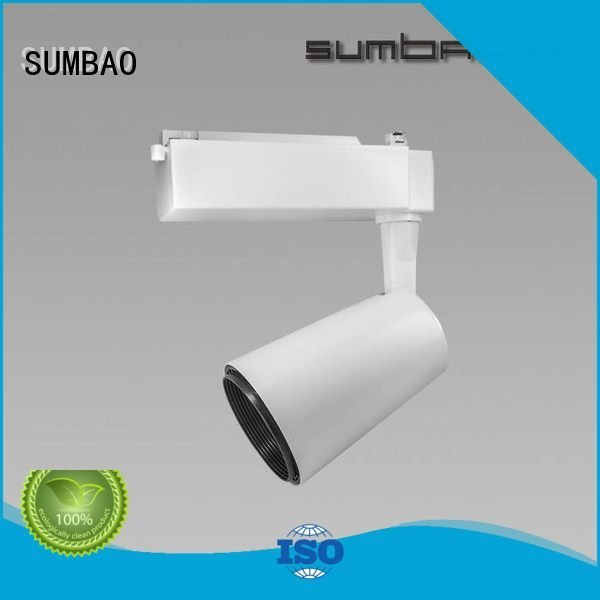track light bulbs tk062 appearance OEM LED Track Spotlight SUMBAO
