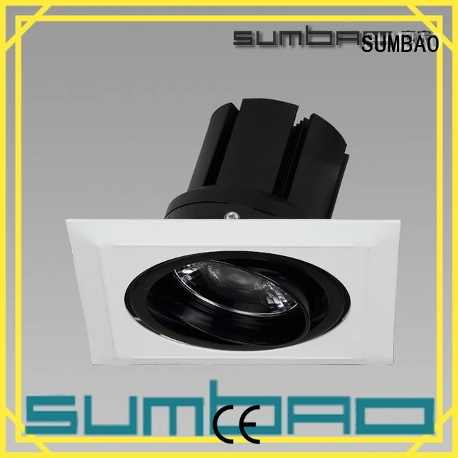 Hot shops 4 inch recessed lighting single SUMBAO Brand