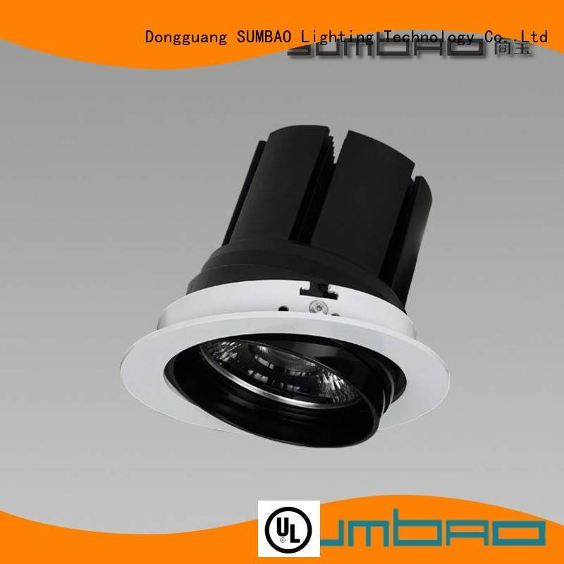 cree 20° Shopping center LED Recessed Spotlight SUMBAO