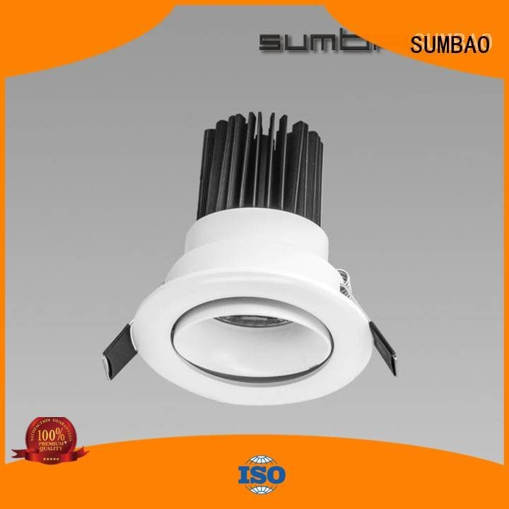 SUMBAO Brand 485x180x147mm ceiling cob LED Recessed Spotlight spots