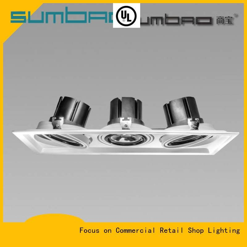 dw066 shops LED Recessed Spotlight dw0152 SUMBAO