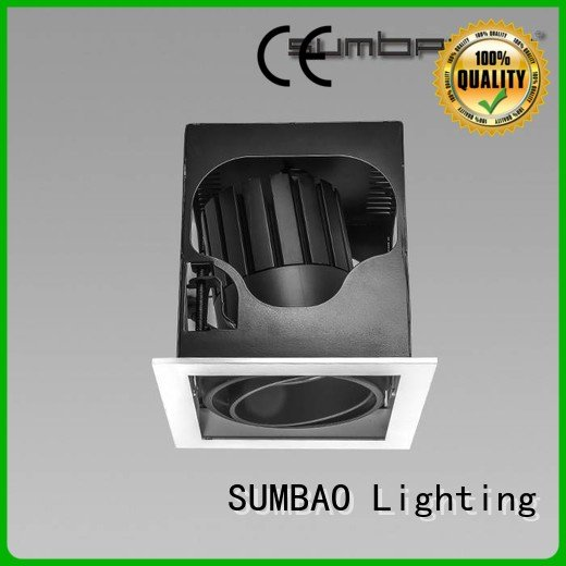downlighting multi SUMBAO LED Recessed Spotlight