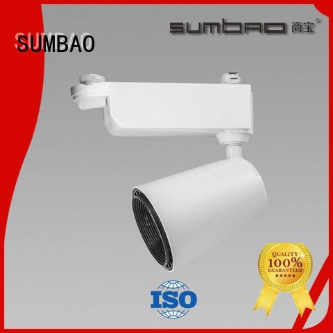 led Intelligent constant current track light bulbs SUMBAO