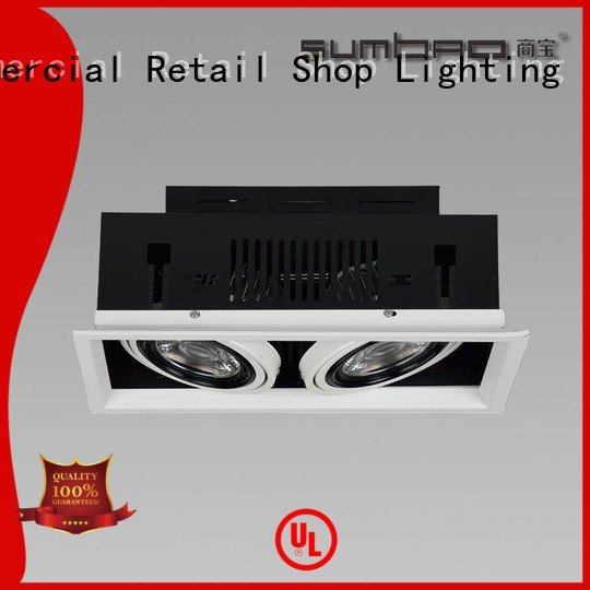 SUMBAO spotslow LED Recessed Spotlight luminaries museums