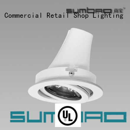 SUMBAO Brand downlighting 4 inch recessed lighting residences dw067