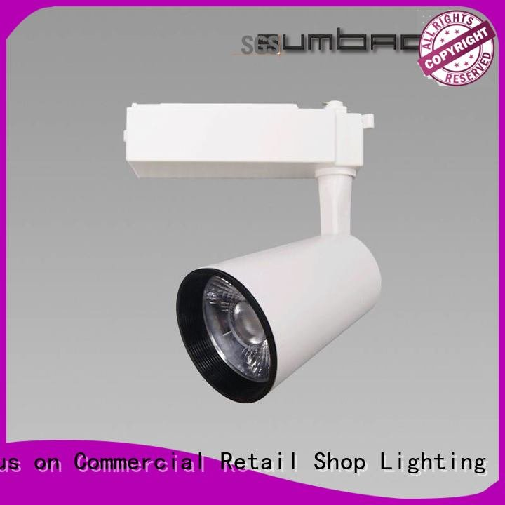 SUMBAO design 18w24w dimmable track light bulbs Shopping center