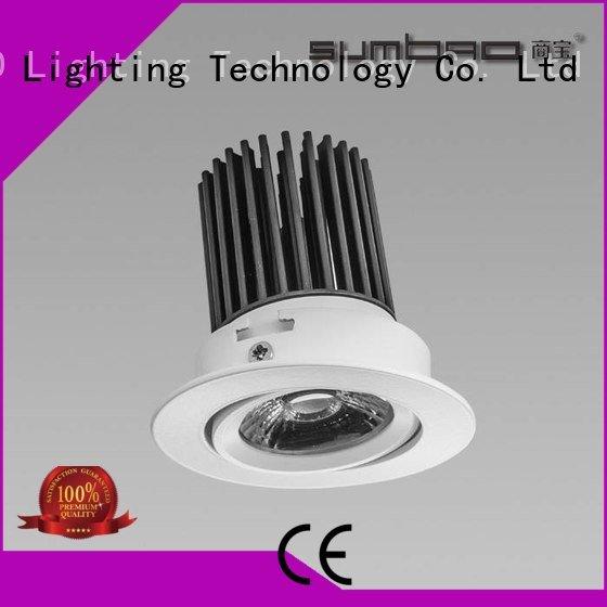 4 inch recessed lighting Supermarket LED Recessed Spotlight trim