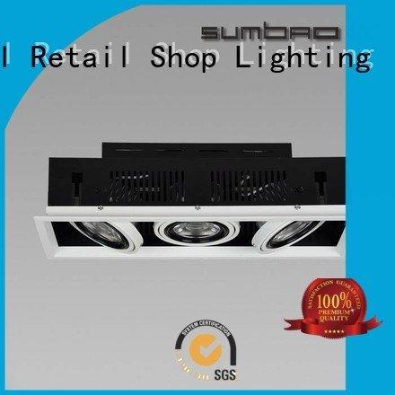 desk Furniture store 3000K 10w SUMBAO 4 inch recessed lighting