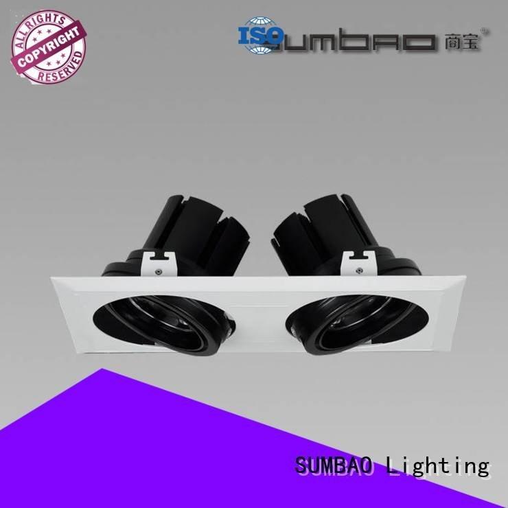 SUMBAO Brand 20° 4 inch recessed lighting 18w superior
