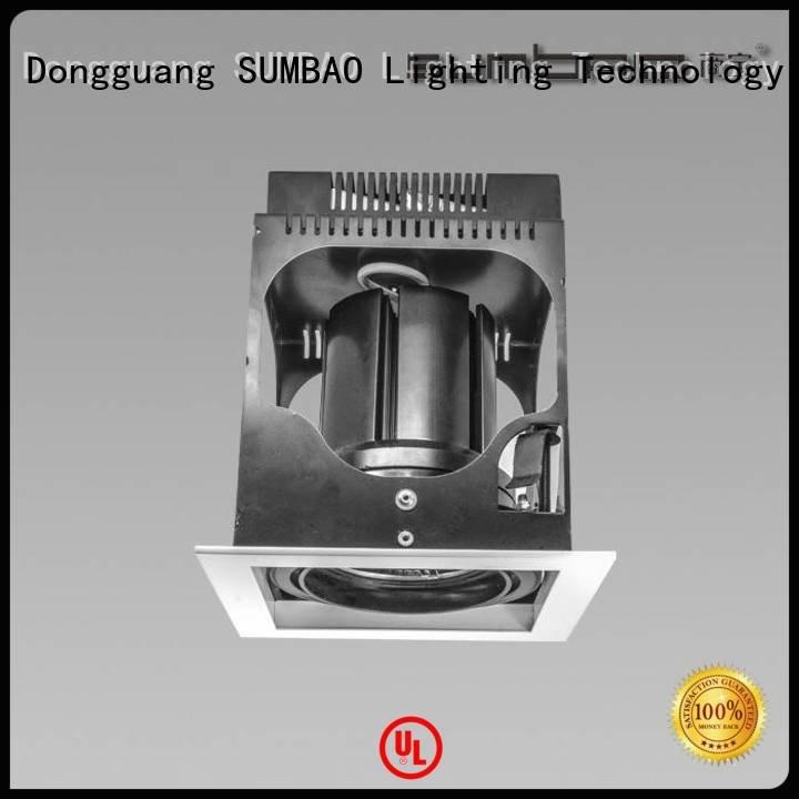 SUMBAO 4 inch recessed lighting dw0723 18w dw0191 Supermarket