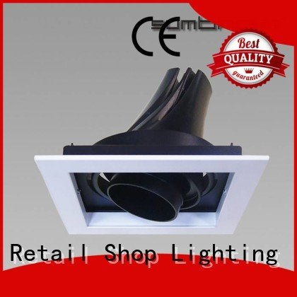 Exhibition room spotslow commercial 30w SUMBAO 4 inch recessed lighting