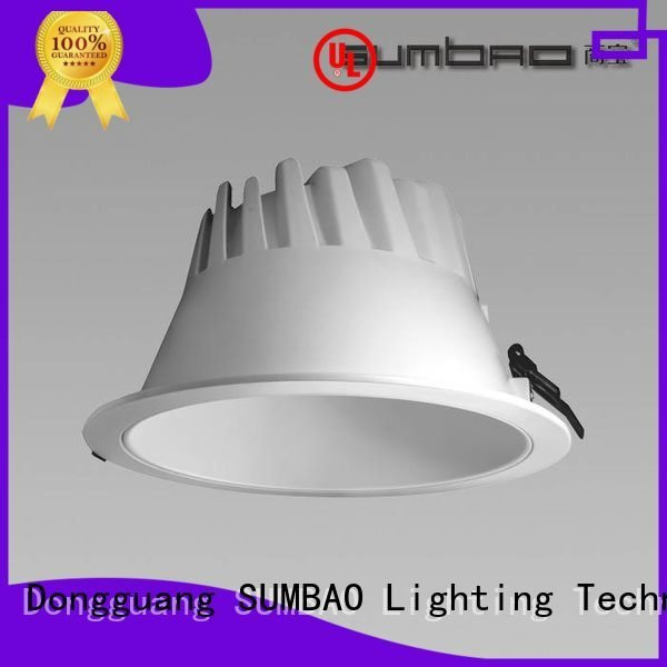 Custom LED Down Light showcase 100lmw range SUMBAO