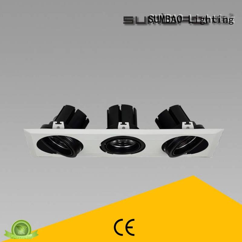 OEM 4 inch recessed lighting dw0282 dw073 dw0302 LED Recessed Spotlight