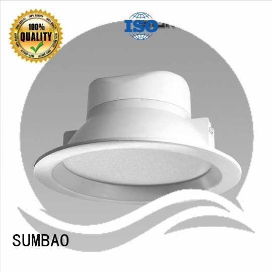 SUMBAO led downlighter ambient ∅180x85mm angle