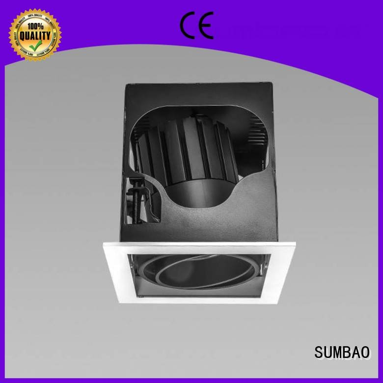 4 inch recessed lighting 18w application LED Recessed Spotlight SUMBAO Brand