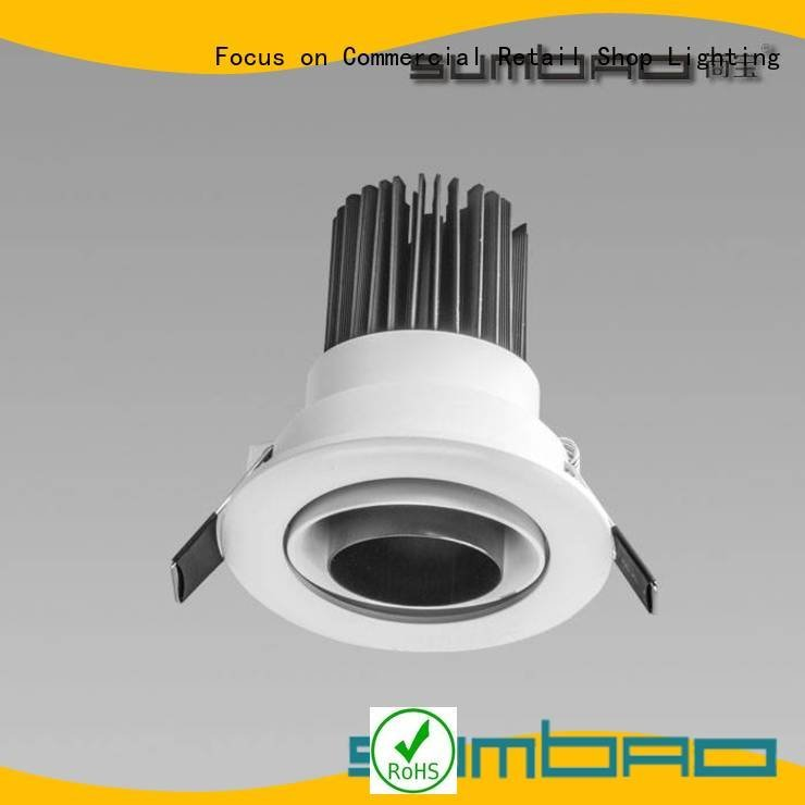 recessed light fittings lamp vottage LED Spotlight SUMBAO Warranty