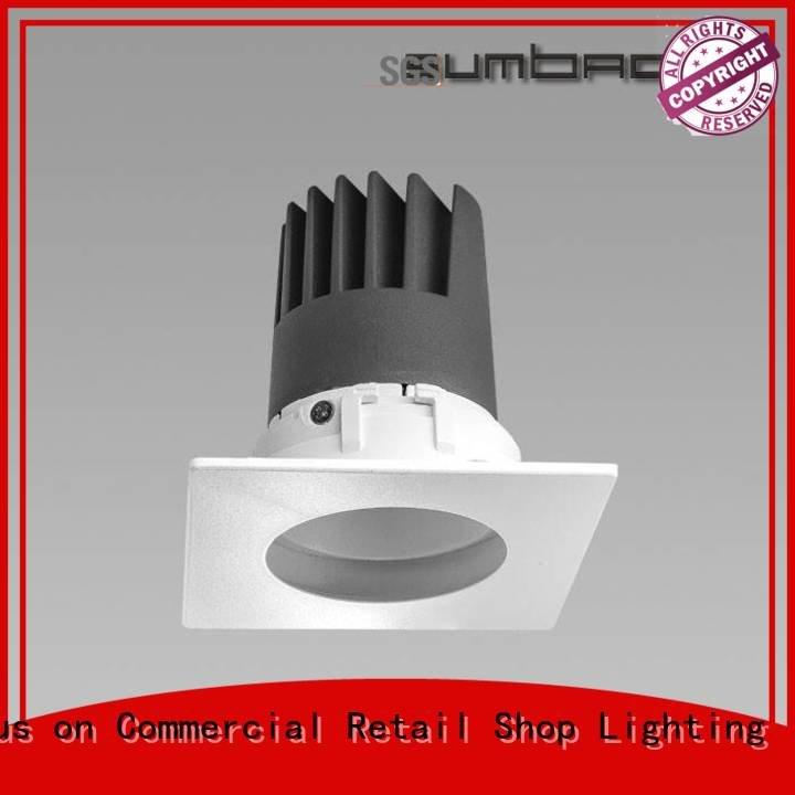 4 inch recessed lighting downlighting Specification grade AL LED Recessed Spotlight