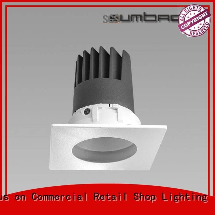 4 inch recessed lighting downlighting Specification grade AL LED Recessed Spotlight