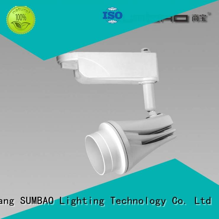 SUMBAO Brand range Specification grade AL track light bulbs vattage dimmable