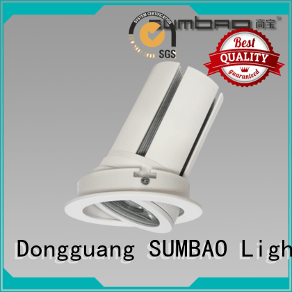 SUMBAO Brand recessed 4 inch recessed lighting lamp 465x155mm