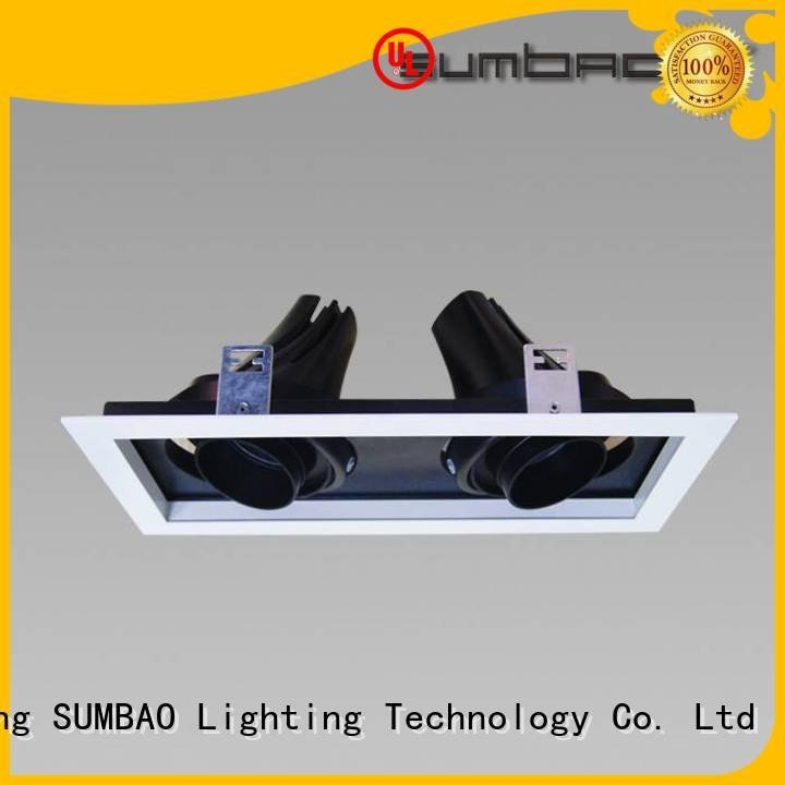 4 inch recessed lighting singlehead museums LED Recessed Spotlight SUMBAO Warranty